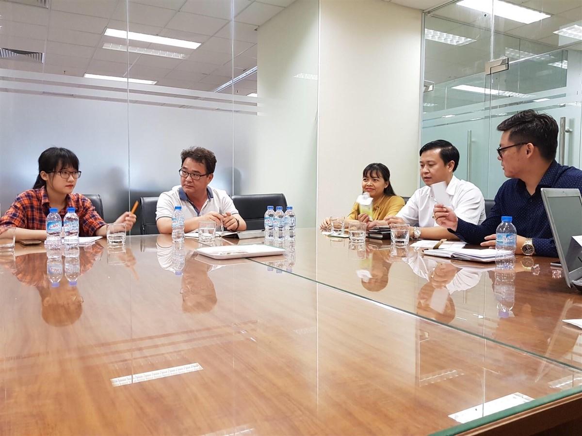 Hợp tác với công ty Hàn quốc độc quyền sản phẩm Test ung thư đại trực tràng của Mỹ EZ Detect Conlon Desease test.