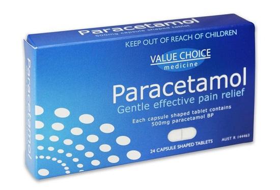 Paracetamol và những điều cần biết