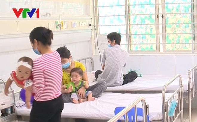 Dấu hiệu gia tăng bệnh sởi tại Hà Nội – đã có 1 ca tử vong