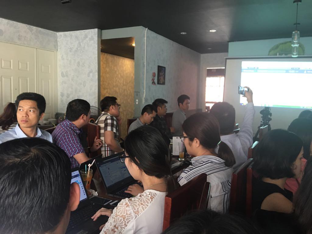 Triển khai đào tạo phần mềm quản lý công việc Bitrix 24 cho cán bộ quản lý, nhân viên Tập đoàn Y dược Việt nam