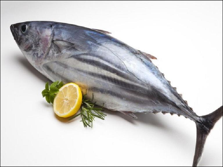 Ăn cá ngừ có thể gây dị ứng cho cơ thể