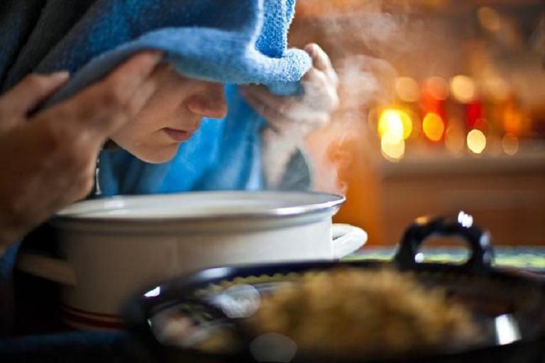 cách chữa viêm da cơ địa bằng lá lốt nấu nước xông hơi