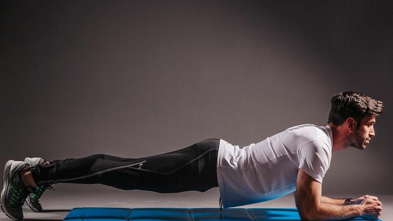 Luyện tập Plank hàng ngày giúp tăng cường sức khỏe