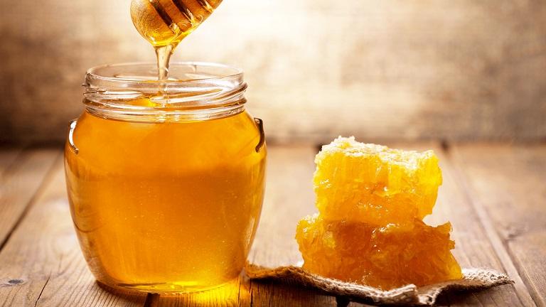 Mật ong tự nhiên nguyên chất