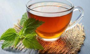 Uống trà thảo dược cải thiện triệu chứng mẩn ngứa ngoài da
