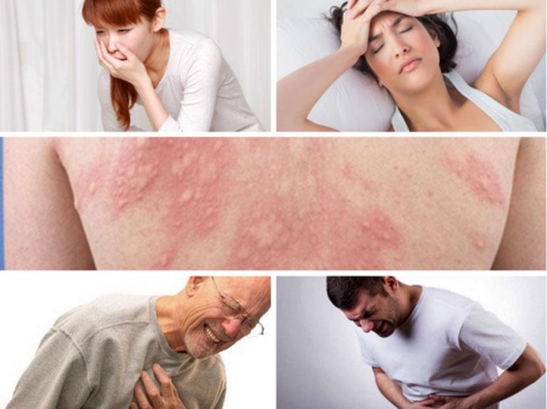 Bệnh lâu ngày không điều trị dẫn đến nhiều biến chứng nguy hiểm