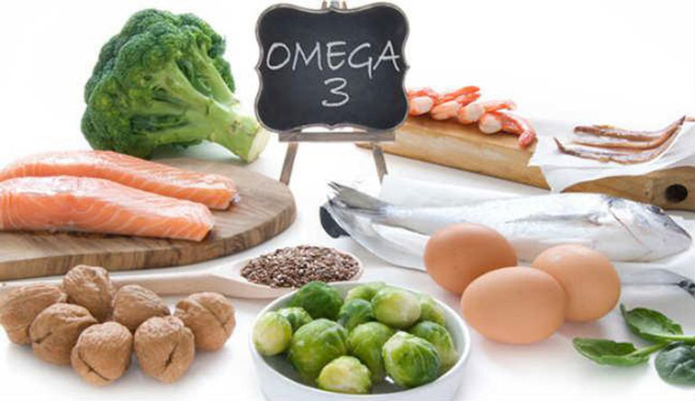 Nổi mề đay người bệnh nên bổ sung nhiều thực phẩm omega 3