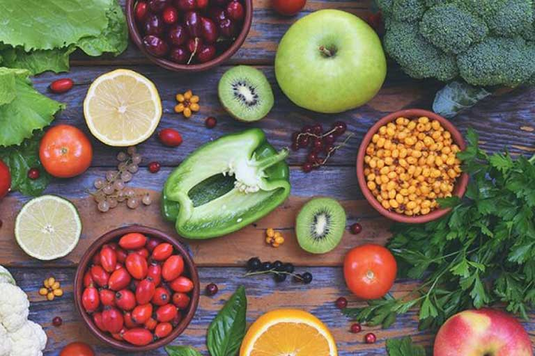 Nên bổ sung thực phẩm chứa nhiều ra xanh
