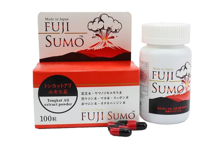Thuốc yếu sinh lý nhật bản Fuji sumo