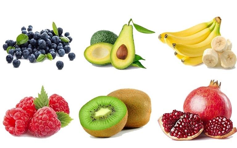 Rất nhiều loại trái cây tốt cho sinh lí nam giới