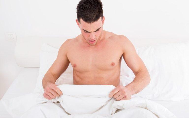 Rối loạn cương dương là biểu hiện yếu sinh lý ở nam giới