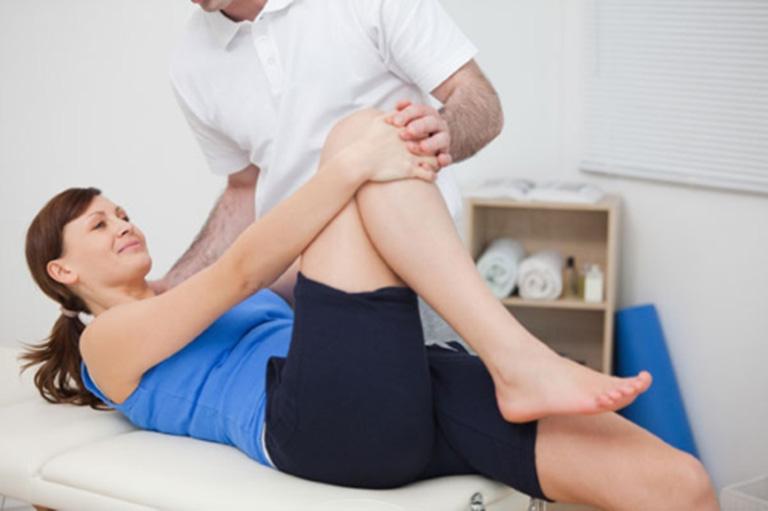 Bài tập co duỗi chân rất đơn giản nhưng trị bệnh hiệu quả