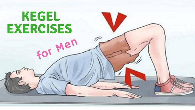 Bài tập Kegel chữa rối loạn cương dương hiệu quả