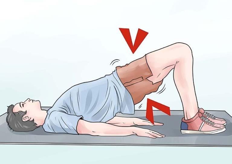 Bài tập Kegel chữa tình trạng rối loạn cương dương rất tốt