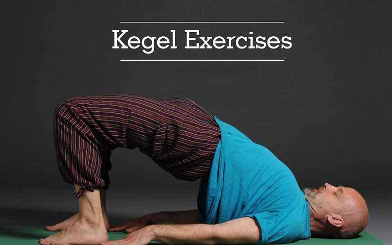 Cách chữa xuất tinh sớm không cần thuốc bằng Kegel