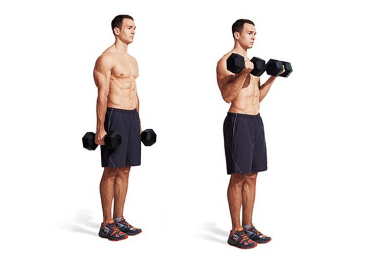 Thường xuyên tập squat với tạ giúp nâng cao sức khỏe sinh lý