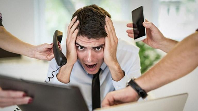 Hạn chế căng thẳng, stress trong quá trình điều trị