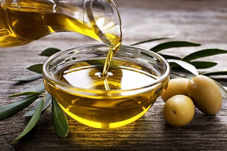 Dầu oliu - Thực phẩm giúp bôi trơn khớp và tái tạo sụn khớp
