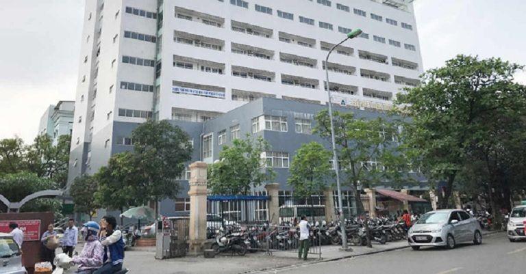 Bệnh viện Việt Đức là một trong những cơ sở y tế khám chữa bệnh Nam Khoa uy tín, chất lượng