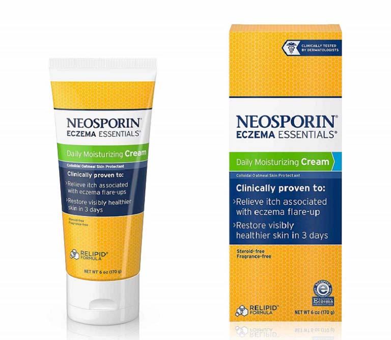 Kem bôi Neosporin - sản phẩm lành tính với mọi loại da
