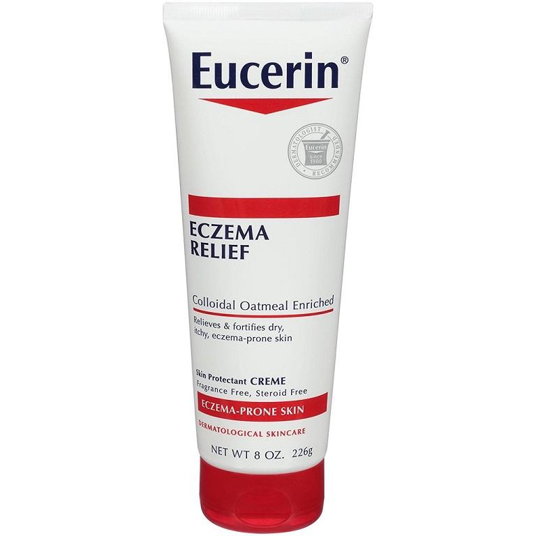 Kem bôi Eucerin chiết xuất từ bột yến mạch