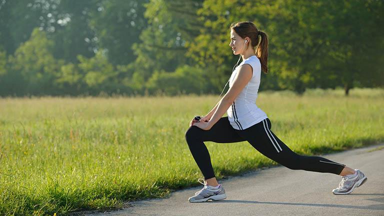 Tập thể dục thường xuyên nâng cao sức đề kháng
