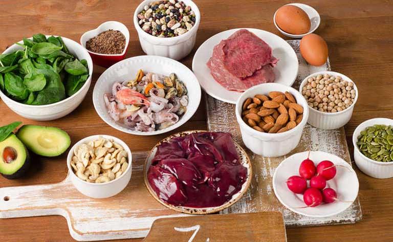 Xây dựng chế độ dinh dưỡng hợp lý - Cách kết hợp chữa rối loạn cương dương đơn giản