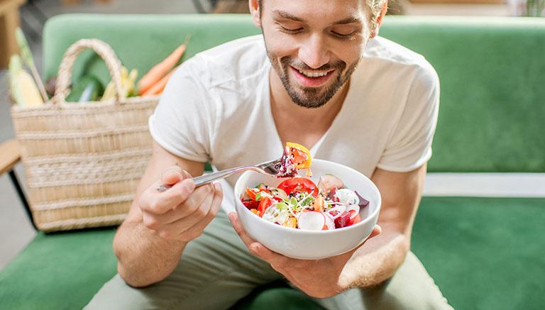 Thay đổi chế độ dinh dưỡng - cách kéo dài thời gian quan hệ ở nam giới
