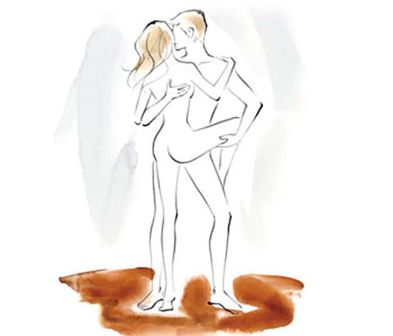 Tư thế vũ công ballet