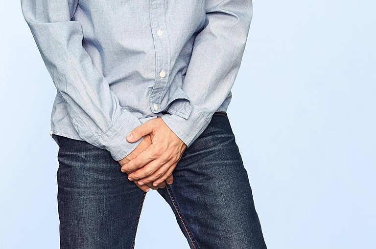 Bệnh chàm bìu một dạng tổn thương da xuất hiện ở vùng bìu - cơ quan sinh dục ở nam