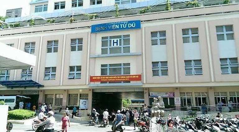 Chữa rối loạn cương dương hiệu quả tại bệnh viện Từ Dũ