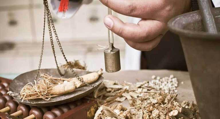 Các bài thuốc tại phòng chẩn trị y học cổ truyền Thầy Cữu đảm bảo 100% nguồn gốc thiên nhiên