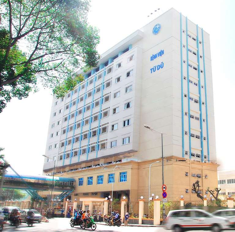 Khoa Nam học của bệnh viện Từ Dũ cũng là địa chỉ tin cậy
