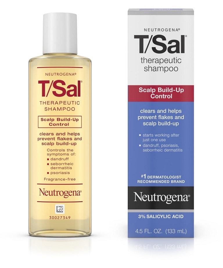 Dầu gội trị vảy nến da đầu Neutrogena T/Sal Therapeutic Shampoo-Scalp Build là sản phẩm được nhiều người lựa chọn