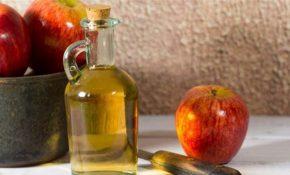 Giấm táo và dầu xả là sự kết hợp hoàn hảo để trị vảy nến da đầu