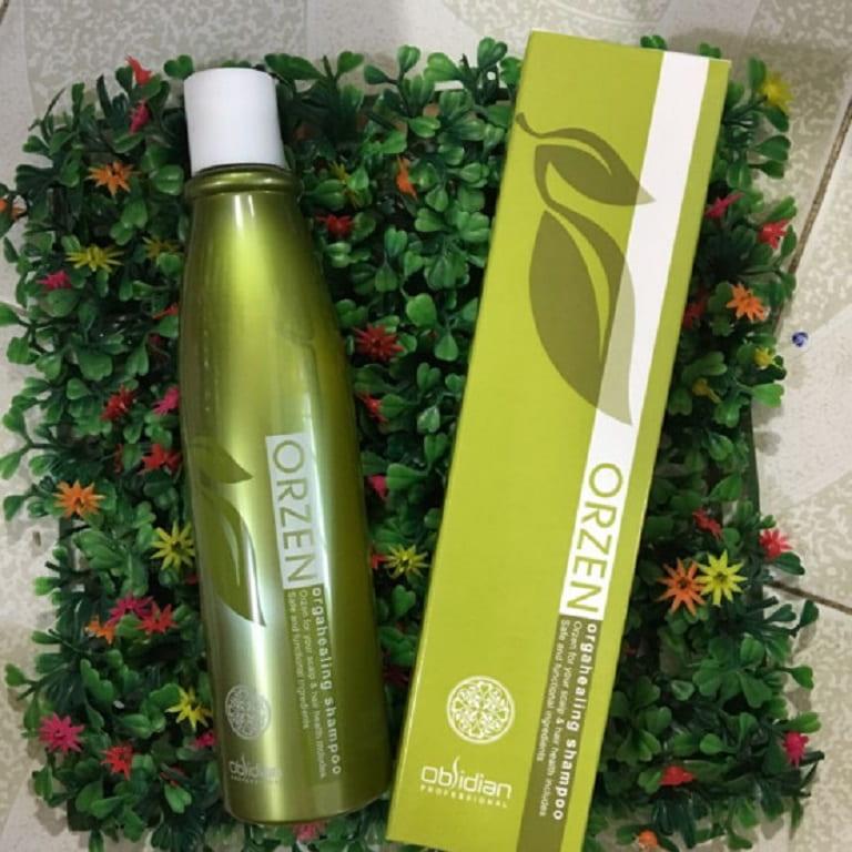 Sản phẩm chứa nhiều thành phần tự nhiên, an toàn với da đầu