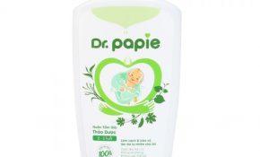 Dr.Pap có thể dùng để gội và tắm