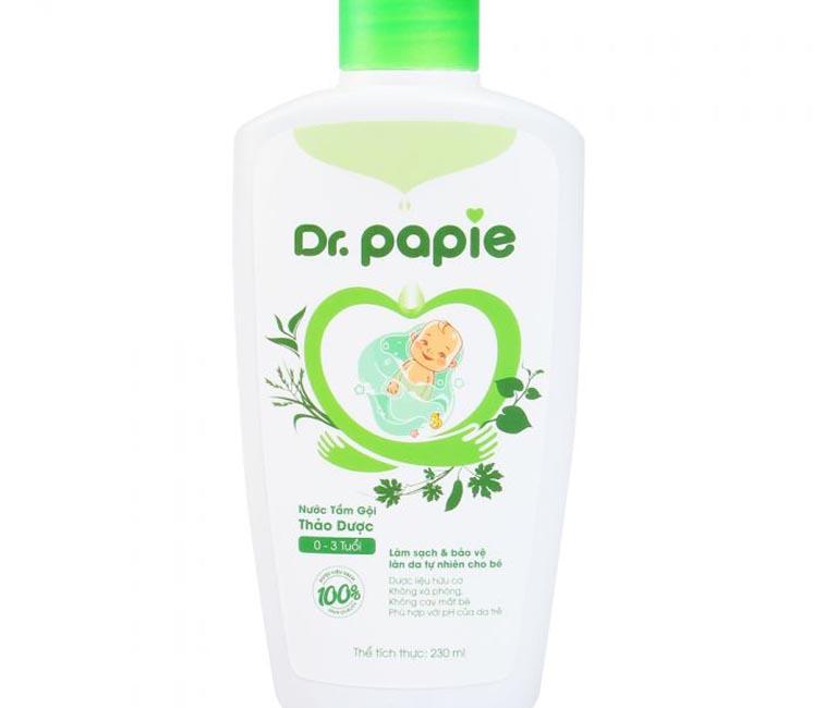 Elemis Dr.Pap là dầu gội trị viêm da tiết bã trẻ sơ sinh Dr.Pap giúp giảm nhanh các triệu chứng khó chịu