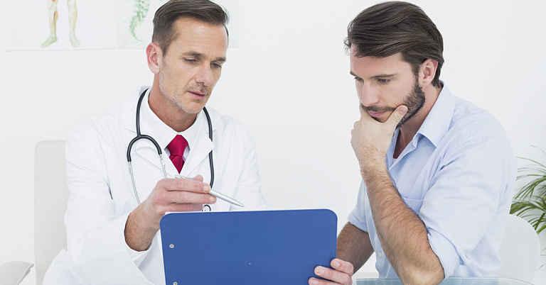 Đến bác sĩ nếu tình trạng xuất tinh sớm nghiêm trọng