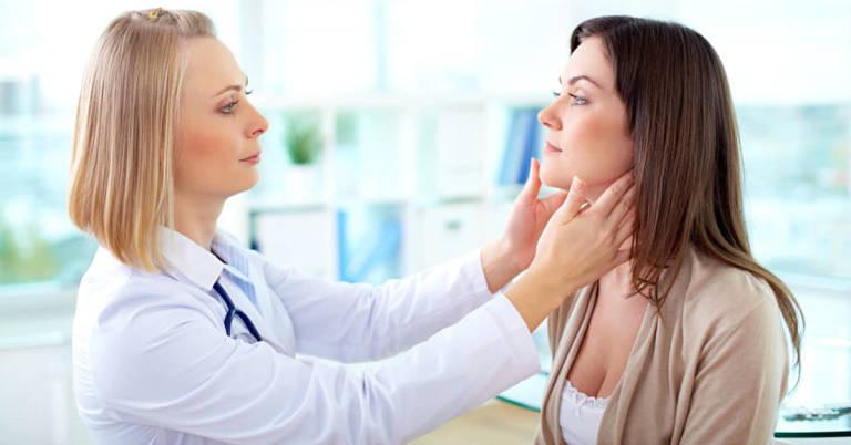 Bệnh nhân nên đến bác sĩ thăm khám nếu bệnh diễn biến nặng
