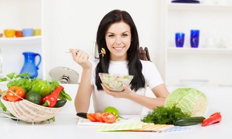 Bổ sung nhiều vitamin tự nhiên trong chế độ ăn hàng ngày