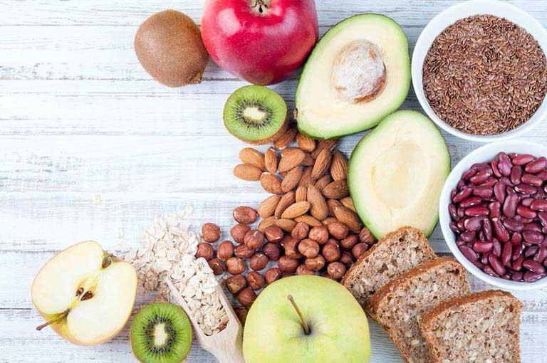 Người bệnh nên bổ sung thực phẩm chứa nhiều vitamin A, C trong thực đơn