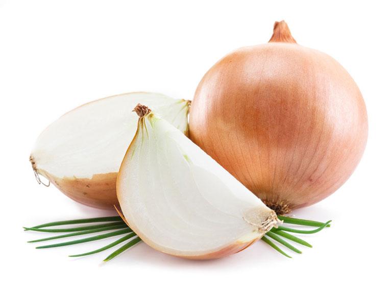 Hành tây chứa nhiều chất kháng viêm, chống nấm