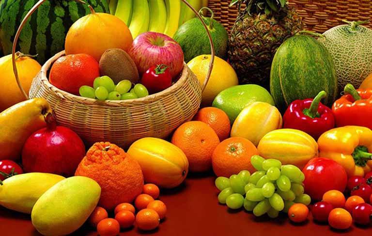 Hoa quả giàu vitamin tốt cho người bị xuất tinh sớm