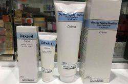 Hình ảnh kem trị chàm sữa Dexeryl