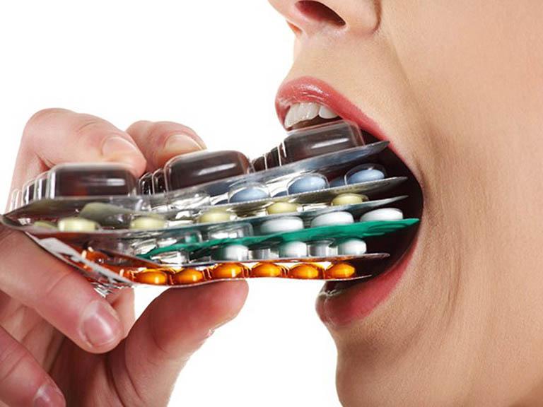 Lạm dụng thuốc là một sai lầm điều trị phổ biến
