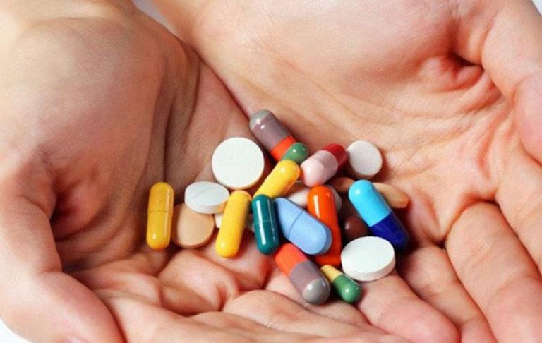 Thuốc Tây hỗ trợ chữa chứng liệt dương