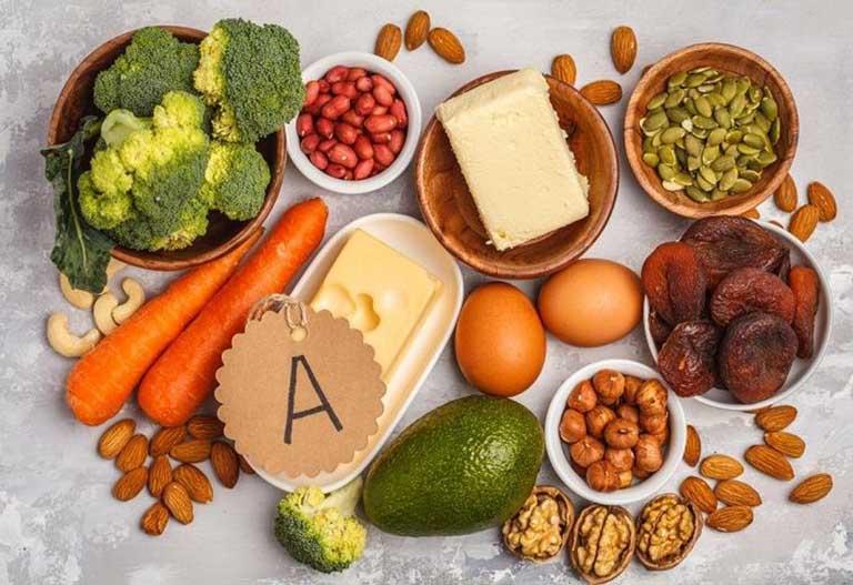 Vitamin A - chất cần thiết cho các bệnh lý ngoài da