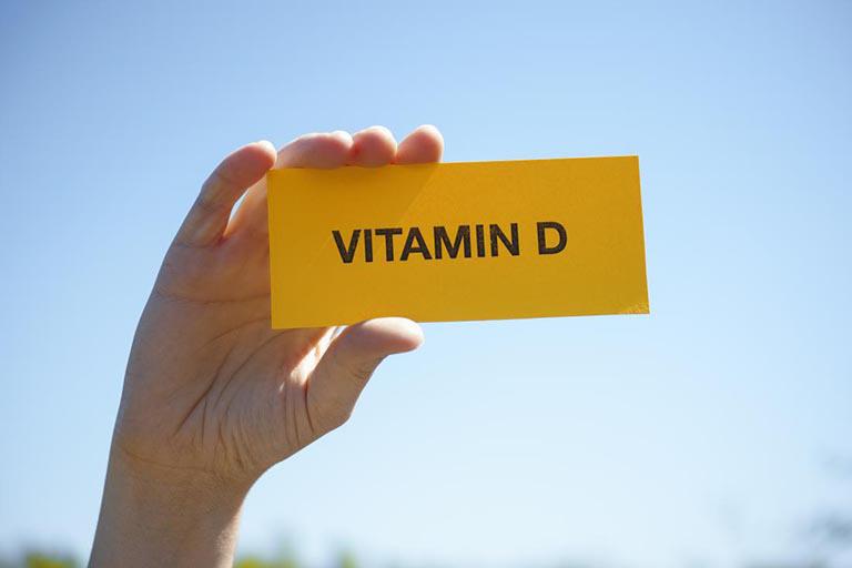 """Vitamin D - giải pháp cho câu hỏi """"Mắc bệnh vảy nến nên uống vitamin gì?"""""""