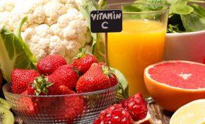 Vitamin C chứa nhiều trong các loại hoa quả